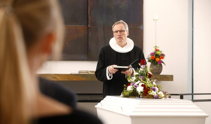 Begravelsestale