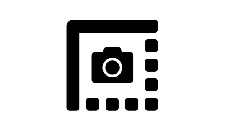 Foto ikon