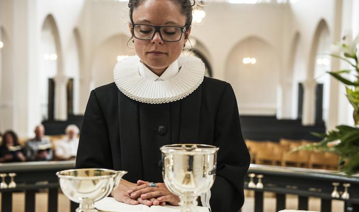 Vejledning til præster