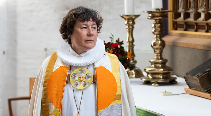 Biskop Marianne Christiansen