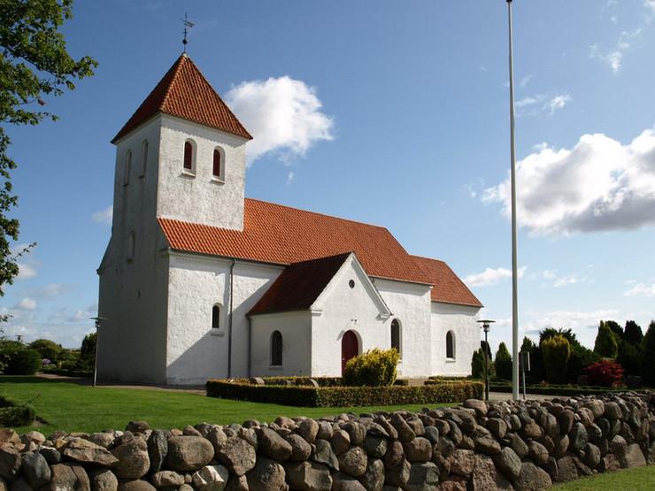 Vrigsted Kirke