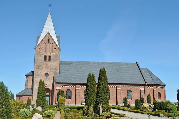 Barrit Kirke